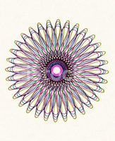 spirograph,Spiral,Curled Up...