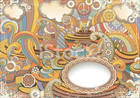 Hippie,Psychedelic,Psychede...