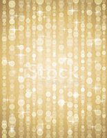 golden brightnes illustration suitable for christmas or disco ba