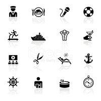 Symbol,Journey,Icon Set,Mov...