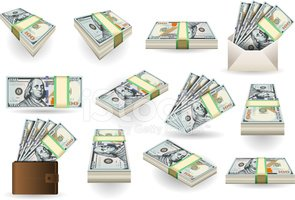 Currency,Bill,Isometric,Ben...