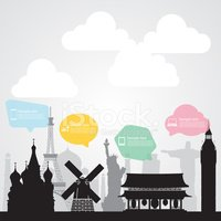 Travel Global Communications background