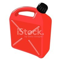 Gas Can,Oil,Container,Singl...
