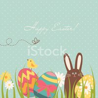 Easter,Backgrounds,Symbol,B...