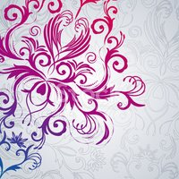 Backgrounds,Swirl,Floral Pa...