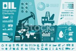 Oil Industry,Infographic,Oi...