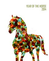 2014,Chinese New Year,Horse...
