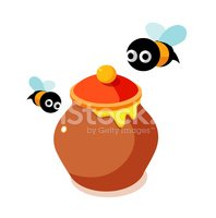 Bee,Insect,Food,Clip Art,Di...