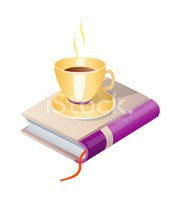Coffee Cup,Book,String,Clip...
