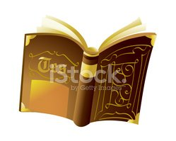 Clip Art,Collection Of Book...
