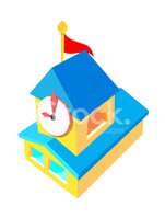 Clock,Flag,Toy,plaything,Cl...
