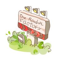 Forest,Factory,Sign,The Woo...