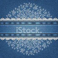 Denim,Lace - Textile,Single...