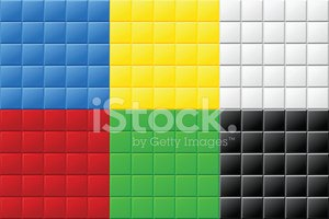 Toy Block,Red,Vector,Blue,B...