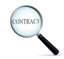 White Background,Contract,B...