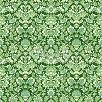 Pattern,Green Color,Seamles...