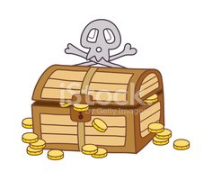 Treasure Chest,Pirate,Clip ...
