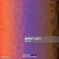 Light colorful vector abstract polygonal background