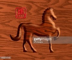 Horse,Chinese Culture,Holid...