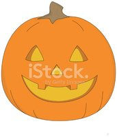 Pumpkin,Halloween,Cartoon,L...