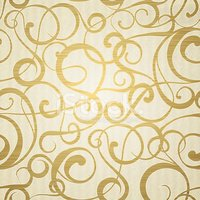 Golden abstract pattern on sepia background.