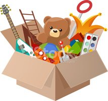 Toy,Box - Container,Teddy B...
