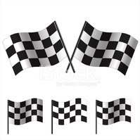 Checkered Flag,The End,Fini...