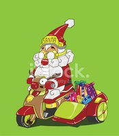 Christmas,Motorcycle,Gift,...