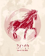 Horse,Year,2014,China - Eas...