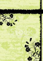 Floral Pattern,Vector,Old,R...
