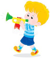 Music,Baby,Trumpet,Cartoon,...