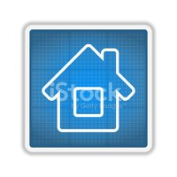 Blueprint,House,Abstract,Co...