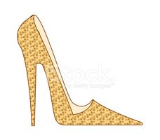 High Heels,Ilustration,Shoe...
