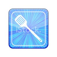 Food,Isolated,Lunch,Spatula...