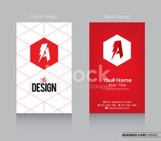 Business Card,Geometric Sha...