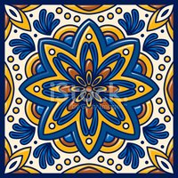 Mexican Culture,Tile,Mexica...