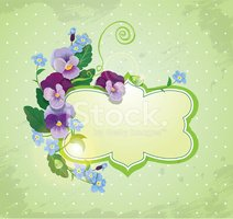 Pansy,Single Flower,Flower,...