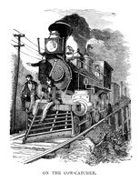 Engraved Image,Train,Old-fa...