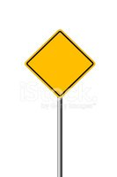 Road Sign,White Background,...