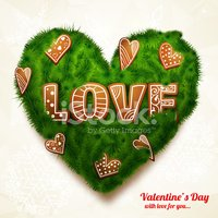 Valentine`s day background. Design concept