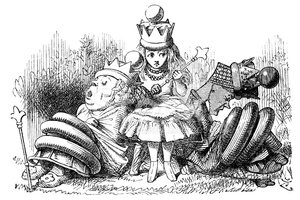 Alice in Wonderland,Board G...