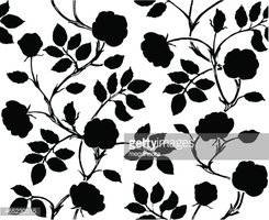 Floral,Old,Computer Graphic...