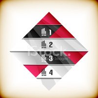 Four Objects,Infographic,Co...