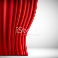 Curtain,Theatrical Performa...
