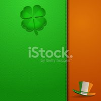 St. Patrick's Day,Green Col...