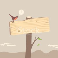 Wood - Material,Sign,Mounta...