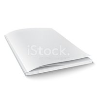Magazine,Book Cover,Blank,B...