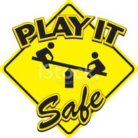 Seesaw,Sign,child safety,Pe...