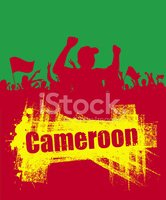 Cameroon,Soccer,Silhouette,...