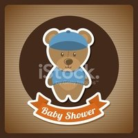 Sign,Bear,Baby Shower,Baby,...